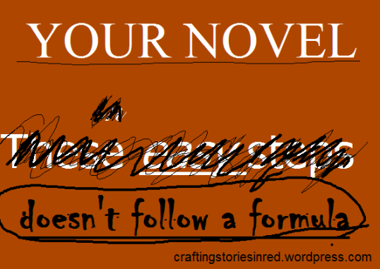 Your Novel DOESN'T Follow a Formula